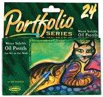 Portfolio 24 Oil Pastels