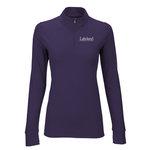 Pullover: Women's 1/4 Zip Pullover