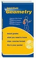 The QuickStudy for Geometry
