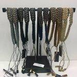 Jewelry: Headband or choker
