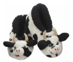 Slipper Furry Critters Cow