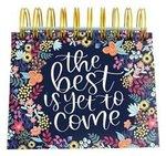 Calendar: Inspirational Desk Easel