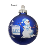 Ornament: LCC Snowman